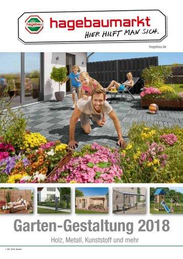 Katalog Garten-Gestaltung 2018