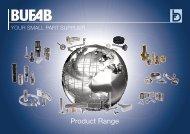 Product Range - Bufab