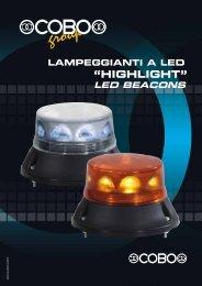 lampeggianti a led -