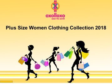 Flat 20%off | Buy Latest plus Size Dresses Online at oxolloxo