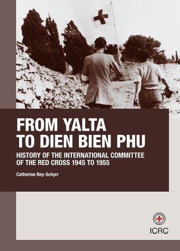 0907/002 ?  From Yalta to Dien Bien Phu