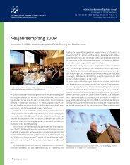 Regionalausgabe Ost des Deutschen Architektenblattes 2/09