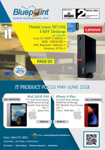 IT Focus May-Jun 2018