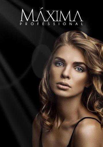 Catálogo Máxima Professional