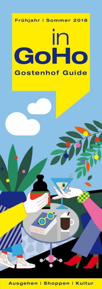 inGoHo Gostenhof Guide · Frühjahr|Sommer 2018