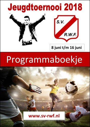 Programmaboekje 2018