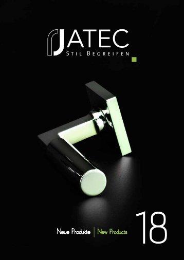 Neue Produkte Jatec 2018