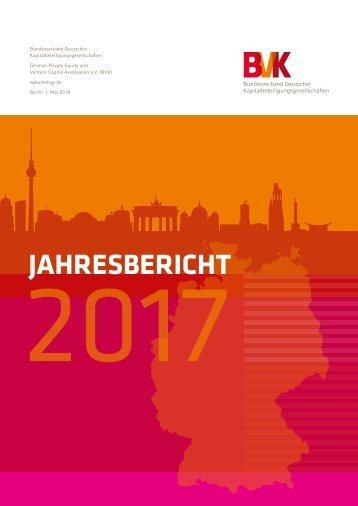 BVK Jahresbericht 2017