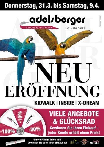 NEU - Modehaus Adelsberger