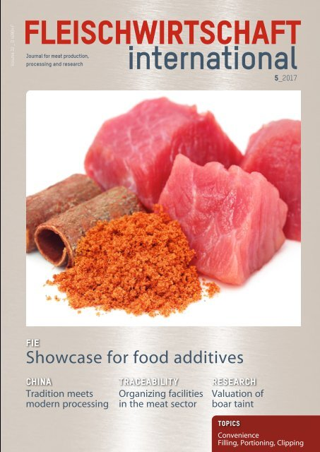 long-term food dehydrated Innova GmbH Meat dishes