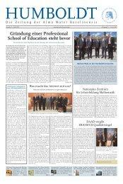 Ausgabe 9 - 2010/2011 - HU Berlin