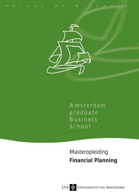 graduate - Universiteit van Amsterdam