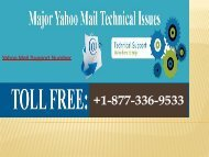 Yahoo Mail Major Issues