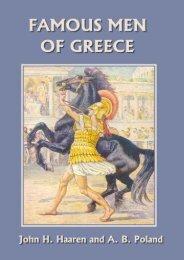 Famous Men of Greece - John H.Haaren and A.B.Poland