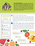 RYP Summer Brochure 2018 - Page 2