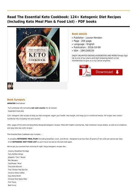 coconut ketogenic diet download .pdf torrent