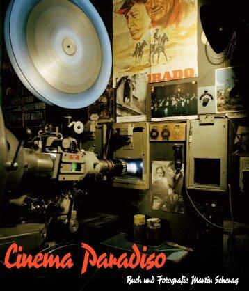 Cinema Paradiso - Martin Scherag