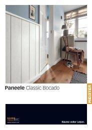MEISTER Katalog Paneele Classic 2018