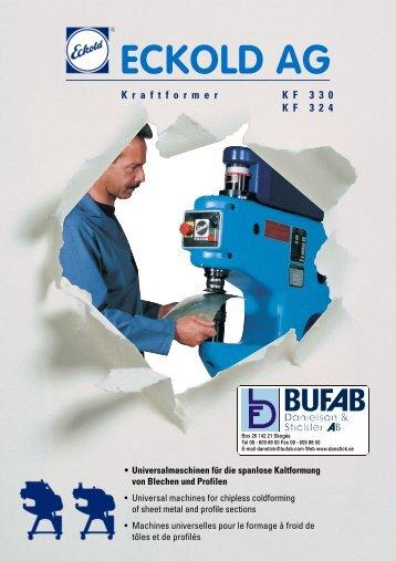 ECKOLD AG - Bufab