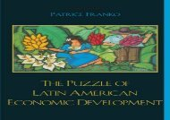 [PDF] The Puzzle of Latin American Economic Development, Third Edition Download by - Patrice Franko