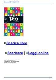 Download PDF e EPUB ~Si778