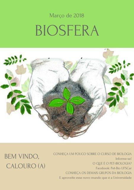 Revista Biosfera Volume 2 (1)