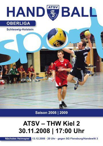 HAND BALL - ATSV Stockelsdorf | Handball-Herren - Arttmedia