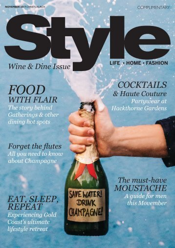 Style: November 03, 2017
