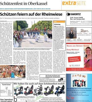 Schützenfest in Oberkassel  -09.05.2018-