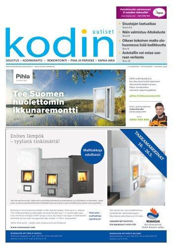 Itä-Pohjoinen | KU 05-2018
