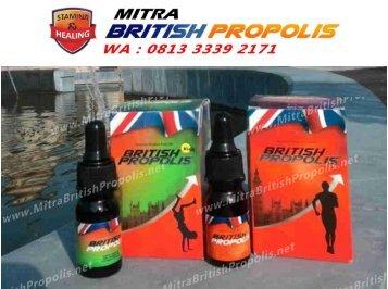 0813 3339 2171 (WA), Agen British propolis Surabaya