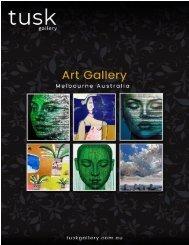 mersuka dopazo Art Prints - Tusk Gallery