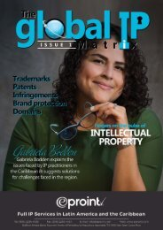 Global IP Matrix - Issue 1