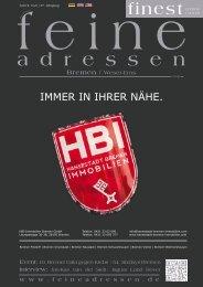 »feine adressen – finest« – Bremen 1 18