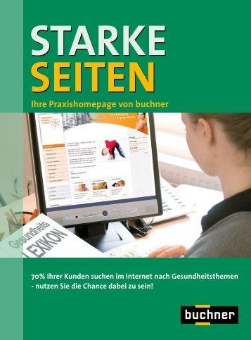 www.meine-praxis.info einfach, schnell und gut! nur drei  ... - buchner