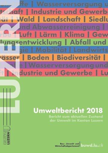 Umweltbericht 2018