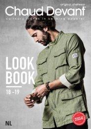 Lookbook 2018 NL Chaud Devant