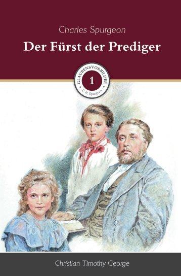 Spurgeon_Der Fürst der Prediger_Online