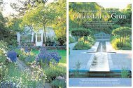 Den Garten perfekt erweitern - Gertraud Szugat