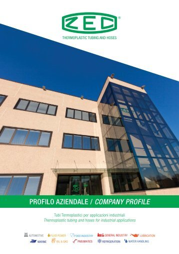 Company Profile & Products Selection