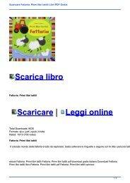 Scaricare Fattoria. Primi libri tattili Libri PDF Gratis