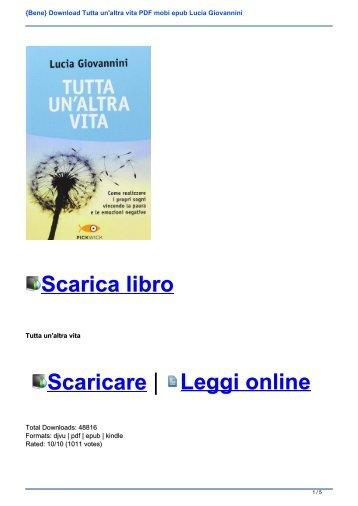 bene-download-tutta-un-altra-vita-pdf-mobi-epub-lucia-giovannini-16396751