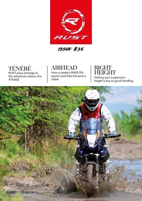 RUST magazine: RUST#36
