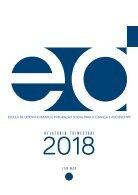 EDISCA | Relatório de Atividades | JAN - MAR 2018 - Page 3