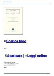 Libro I beni pdf