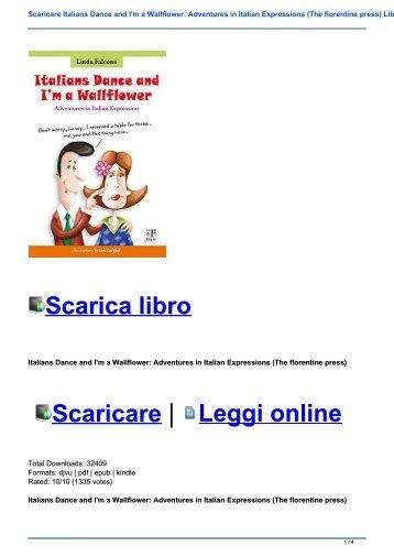 LIBRI PDF GRATIS ITALIAANSE PDF