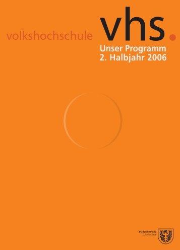 Inhalt VHS Dortmund Mit EFQM-Zertifikat Ausgezeichnet