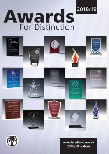 2018 Corporate Awards for Distinction