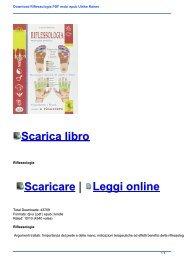 Download Riflessologia PDF mobi epub Ulrike Raiser