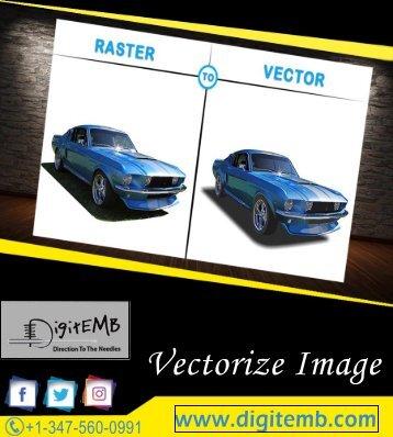 Vectorize Image